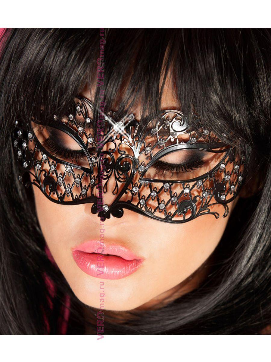 Эротические кружевные маски 14 фотография