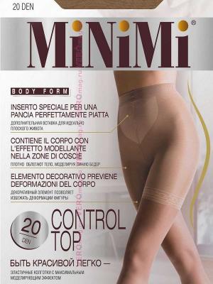Колготки Minimi CONTROL TOP 20/140 в интернет-магазине VeroMag.RU фото 1