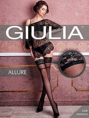 Чулки Giulia ALLURE 18 в интернет-магазине VeroMag.RU фото 1