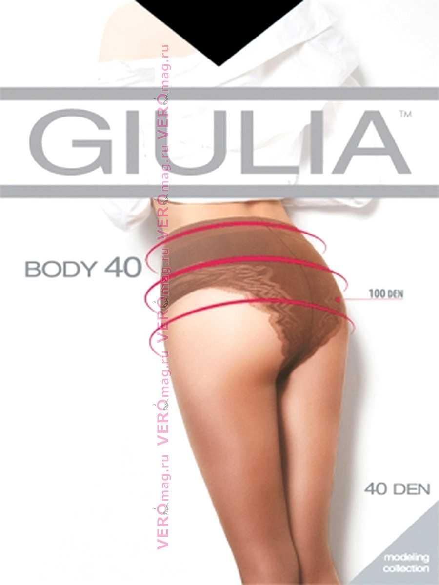 Колготки Giulia BODY 40 в интернет-магазине VeroMag.RU фото 3