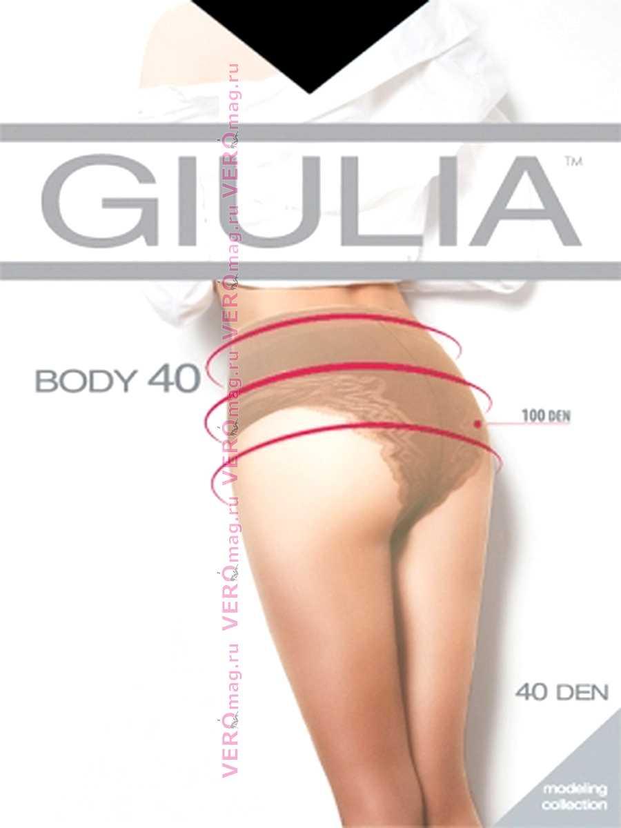 Колготки Giulia BODY 40 в интернет-магазине VeroMag.RU фото 6