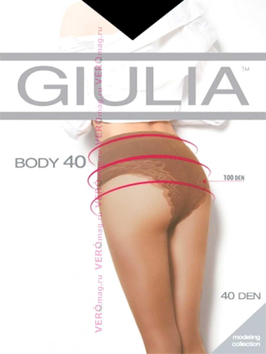 Колготки Giulia BODY 40 в интернет-магазине VeroMag.RU фото 7