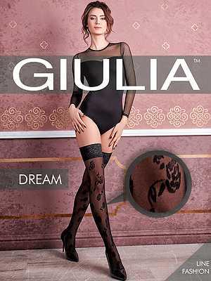 Чулки Giulia DREAM 03 в интернет-магазине VeroMag.RU фото 1