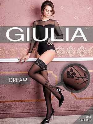 Чулки Giulia DREAM 05 в интернет-магазине VeroMag.RU фото 1
