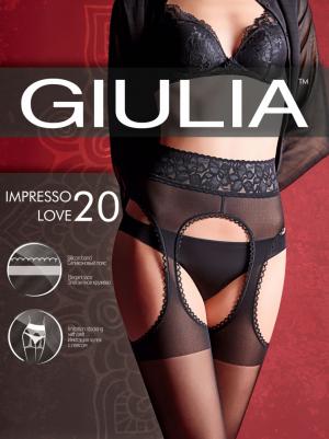 Колготки Giulia IMPRESSO LOVE 20
