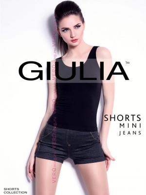 Джинсовые шорты Giulia SHORTS MINI JEANS 01