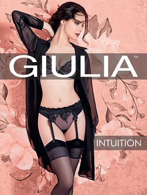 Чулки Giulia INTUITION 01 в интернет-магазине VeroMag.RU фото 1