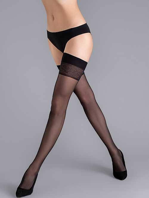 Чулки Giulia INTUITION 01 в интернет-магазине VeroMag.RU фото 2