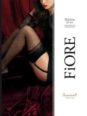 Чулки Fiore MARION в интернет-магазине VeroMag.RU фото 1