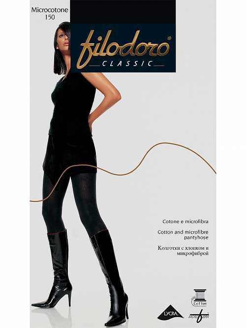 Колготки Filodoro MICROCOTONE 150 в интернет-магазине VeroMag.RU фото 1