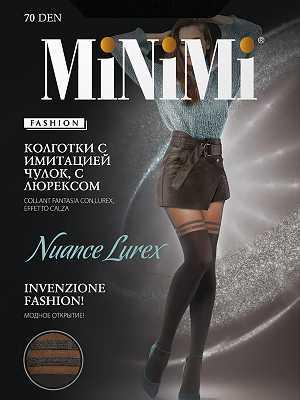 Колготки Minimi NUANCE LUREX 70 в интернет-магазине VeroMag.RU фото 1