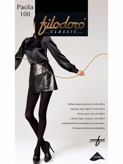 Колготки Filodoro PAOLA 100 в интернет-магазине VeroMag.RU фото 1