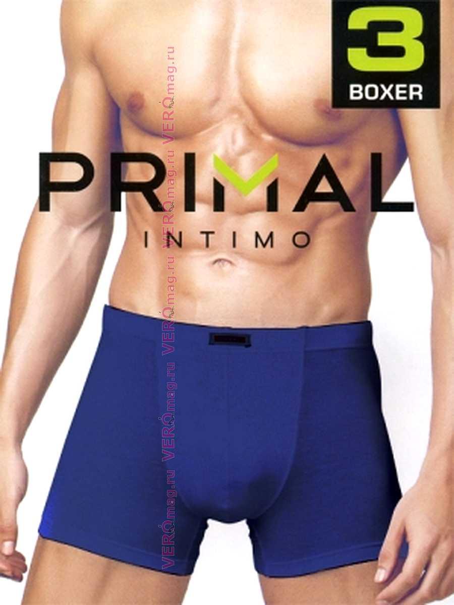 Трусы PRIMAL B1201 (3 шт.) boxer в интернет-магазине VeroMag.RU фото 1