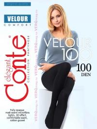 Колготки женские Conte elegant VELOUR 100