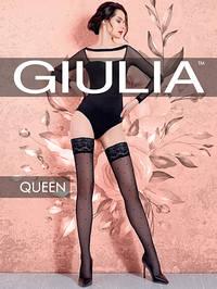 Чулки Giulia QUENN 01 в интернет-магазине VeroMag.RU фото 2
