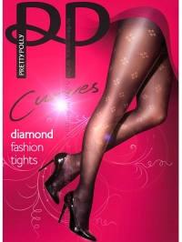 Pretty Polly APN9 Dot Diamond Fashion Tights