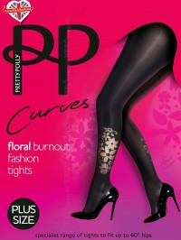 Pretty Polly ARY7 Flower Placement Tights