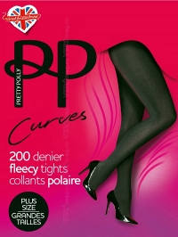 Pretty Polly ASK6 Fleecy Tights