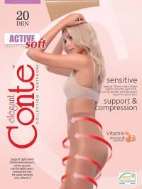 Колготки женские Conte elegant ACTIVE SOFT 20