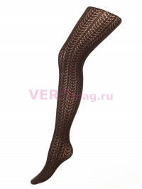 Колготки Intreccio Vertendi brown