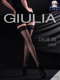 Чулки Giulia CHLOE 01