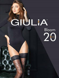 Чулки Giulia BLOOM 02
