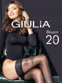 Чулки Giulia BLOOM 04 в интернет-магазине VeroMag.RU фото 1