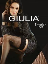 Чулки Giulia EMOTION NET