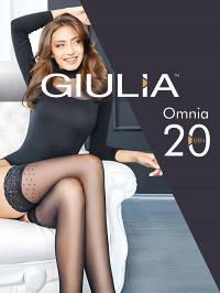Чулки Giulia OMNIA 01