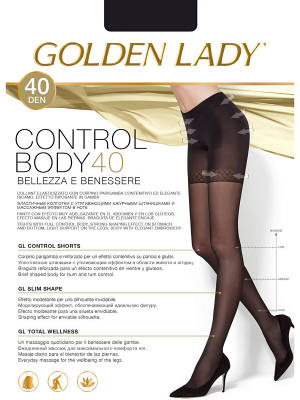 Колготки Golden Lady CONTROL BODY 40