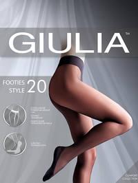 Колготки Giulia FOOTIES STYLE 20