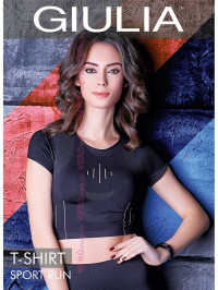 Футболка лонгслив Giulia T-SHIRT SPORT RUN 03
