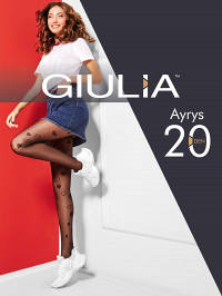 Колготки Giulia AYRYS 02