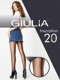 Колготки Giulia INSCRIPTION 02