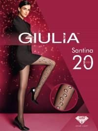 Колготки Giulia SANTINA 10