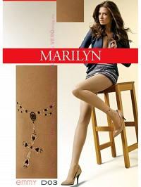 Колготки фантазийные Marilyn EMMY D03 купить