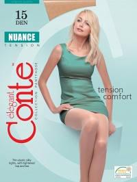 Колготки женские Conte elegant NUANCE 15 XL