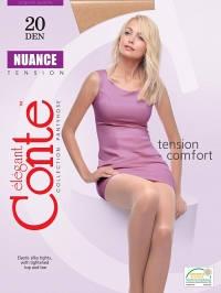 Колготки женские Conte elegant NUANCE 20 XL