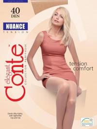 Колготки женские Conte elegant NUANCE 40 XL