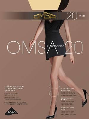 Колготки OMSA 20