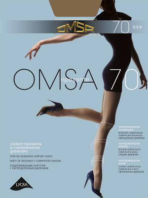 Колготки OMSA 70