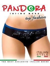 Трусы женские Pandora PD 60878 slip
