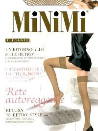 Чулки Minimi RETE