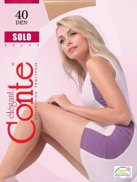 Колготки женские Conte elegant SOLO 40 XL