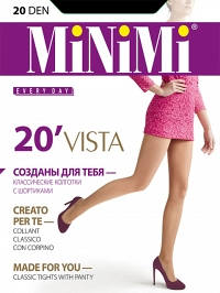 Колготки Minimi VISTA 20